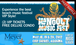 Hangout Music Festival Giveaway