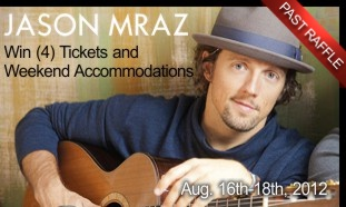 Jason Mraz Concert Weekend Experience