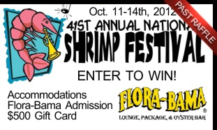 Shrimp Festival and Flora-Bama Weekend Experience